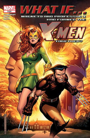 What If Magneto Had Formed the X-Men With Professor X? Vol 1 1.jpg