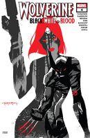 Wolverine Black, White & Blood Vol 1 4