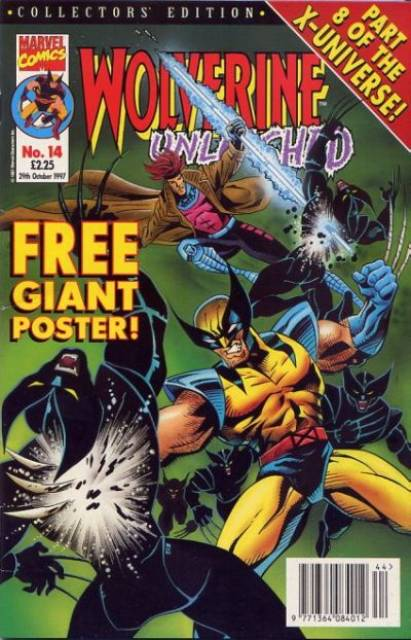 Wolverine Unleashed Vol 1 14