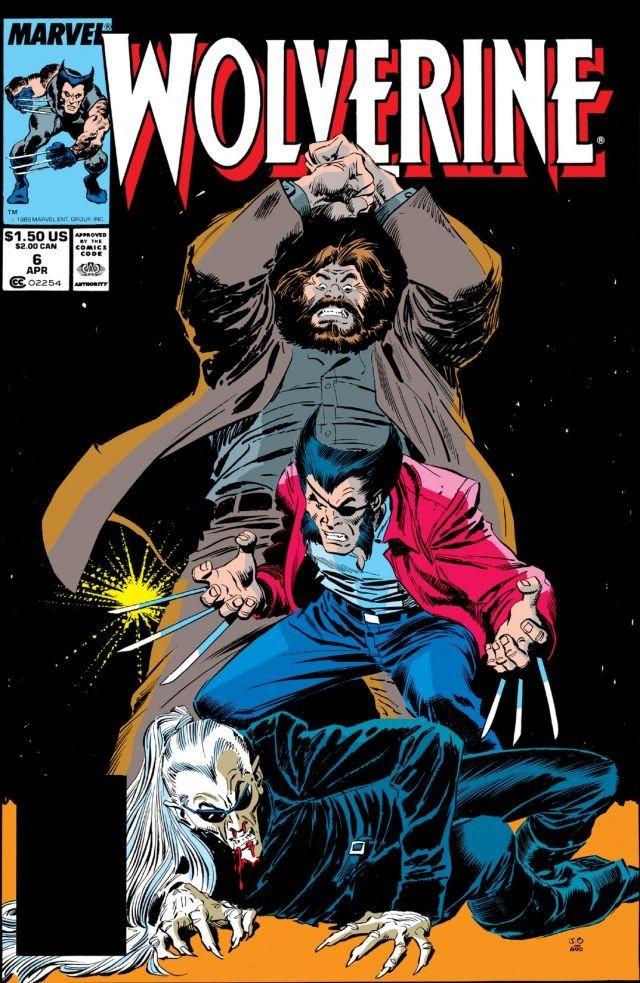 Wolverine Vol 2 6