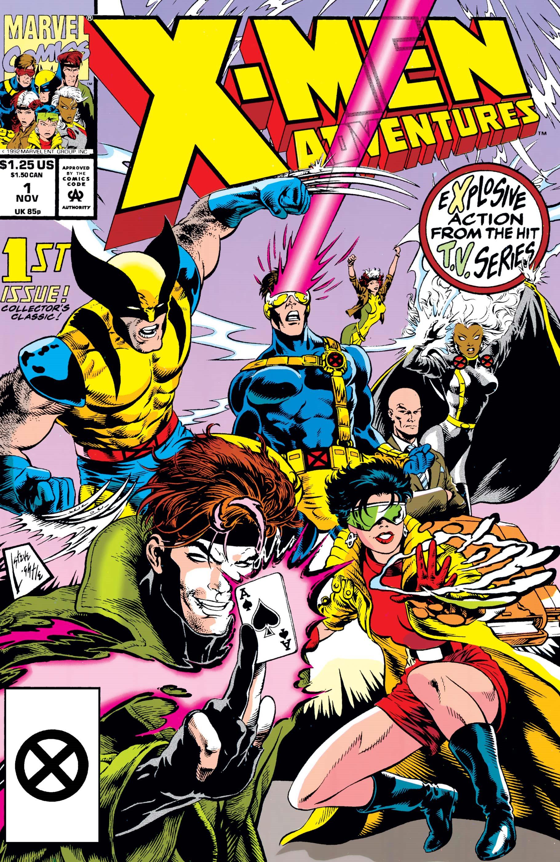 X-Men Adventures Vol 1