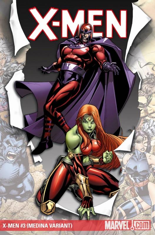 X-Men Vol 3 3 Medina Variant.jpg