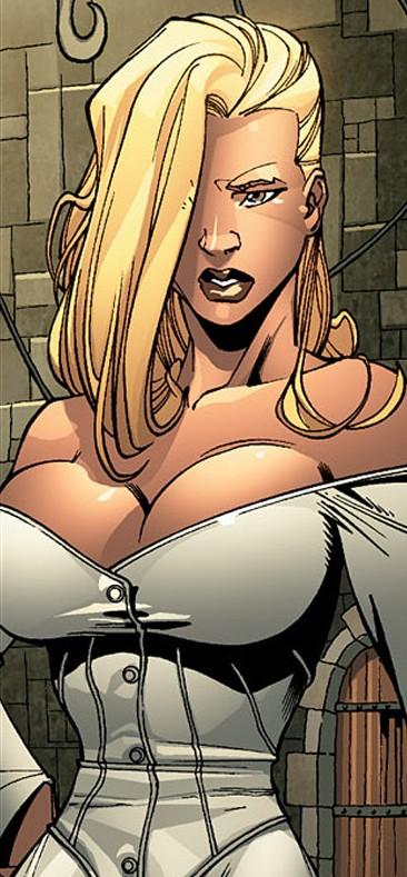 Zeke's Wife (Earth-616)