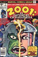 2001, A Space Odyssey Vol 2 2