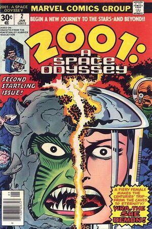 2001, A Space Odyssey Vol 2 2.jpg