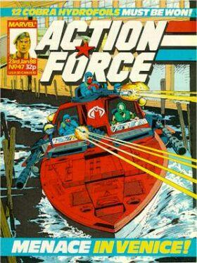 Action Force Vol 1 47