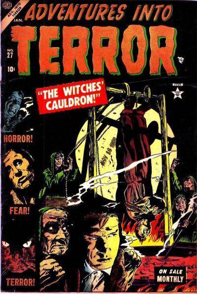 Adventures into Terror Vol 1 27