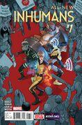 All-New Inhumans Vol 1 1