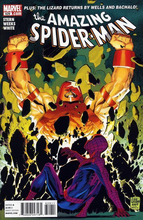 Amazing Spider-Man Vol 1 629