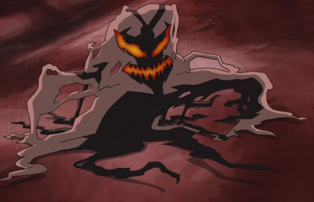 Anti-Venom (Symbiote) (Earth-12041)