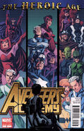 Avengers Academy Vol 1 2 2nd Printing