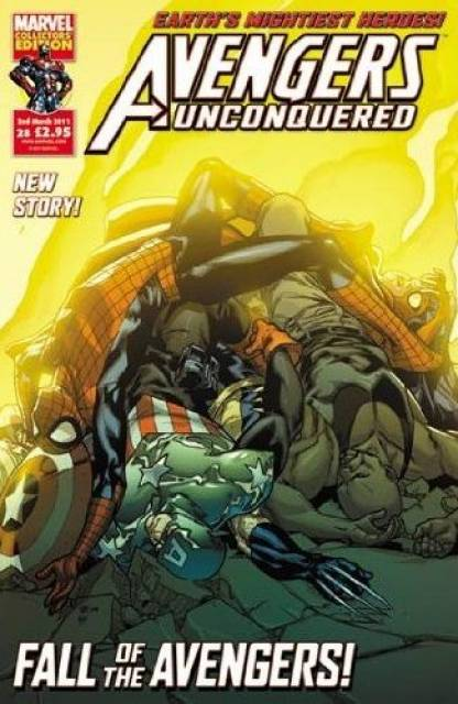 Avengers Unconquered Vol 1 28