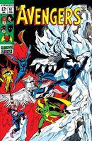 Avengers Vol 1 61