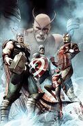 Captain America Hail Hydra Vol 1 2 Textless