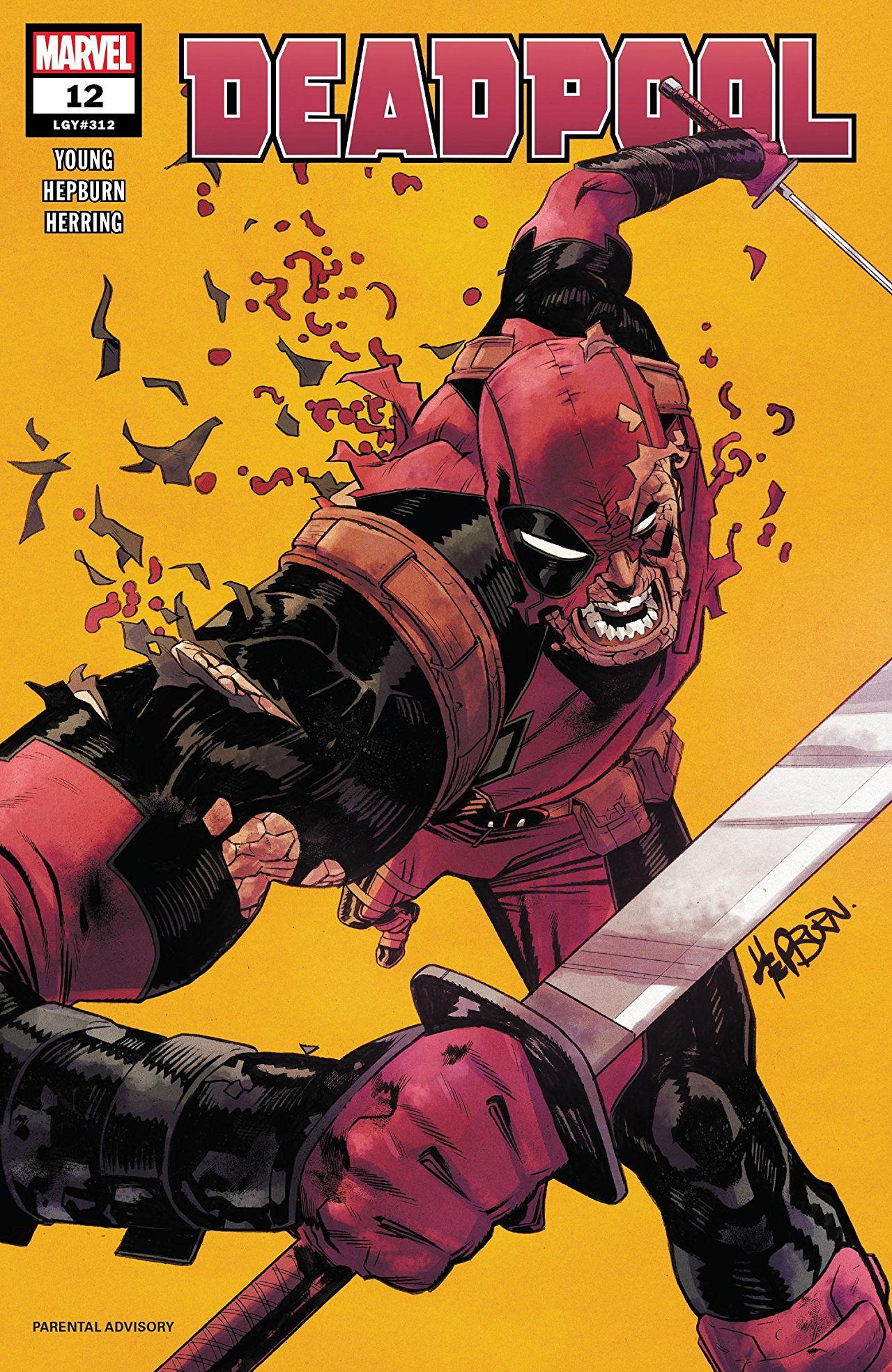 Deadpool Vol 7 12
