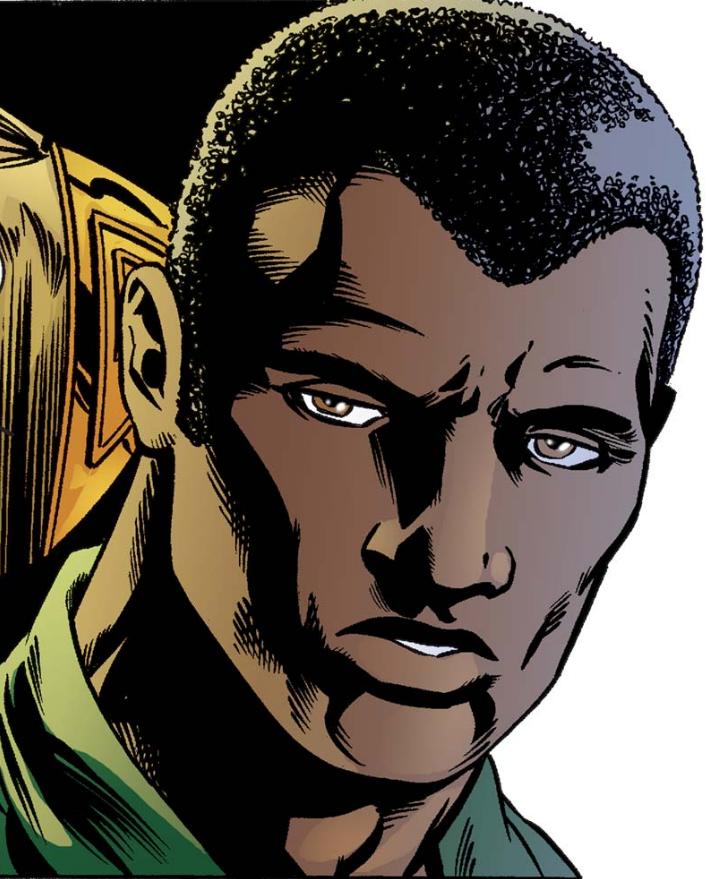 Derek Freeman (Earth-616)