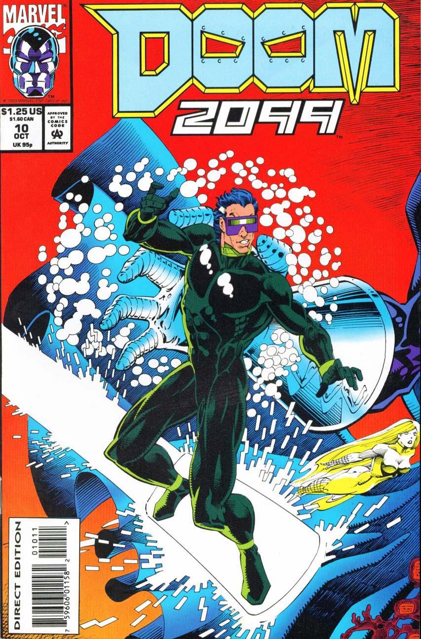 Doom 2099 Vol 1 10