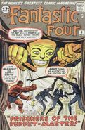 Fantastic Four Vol 1 8