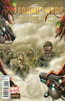 Formic Wars: Burning Earth Vol 1 7