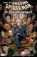 Giant-Size Amazing Spider-Man Chameleon Conspiracy Vol 1 1