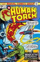Human Torch Vol 2 5