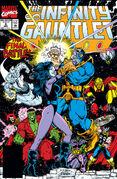 Infinity Gauntlet Vol 1 6