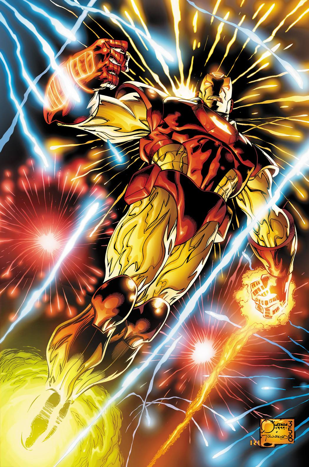 Iron Man (Sentient Armor) (Earth-616)