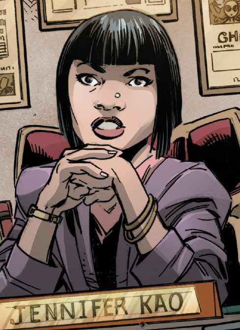 Jennifer Kao (Earth-616)