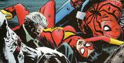 Jessica Drew (Earth-Unknown) from Spider-Man Grim Hunt The Kraven Saga Vol 1 1 001.jpg