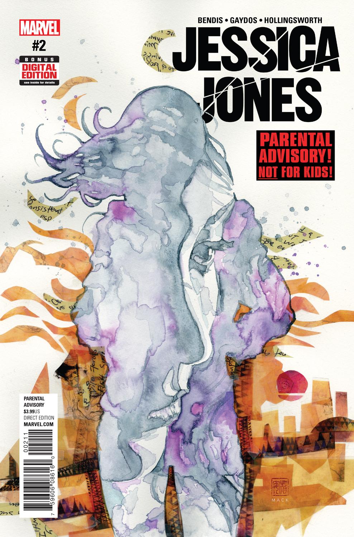 Jessica Jones Vol 2 2