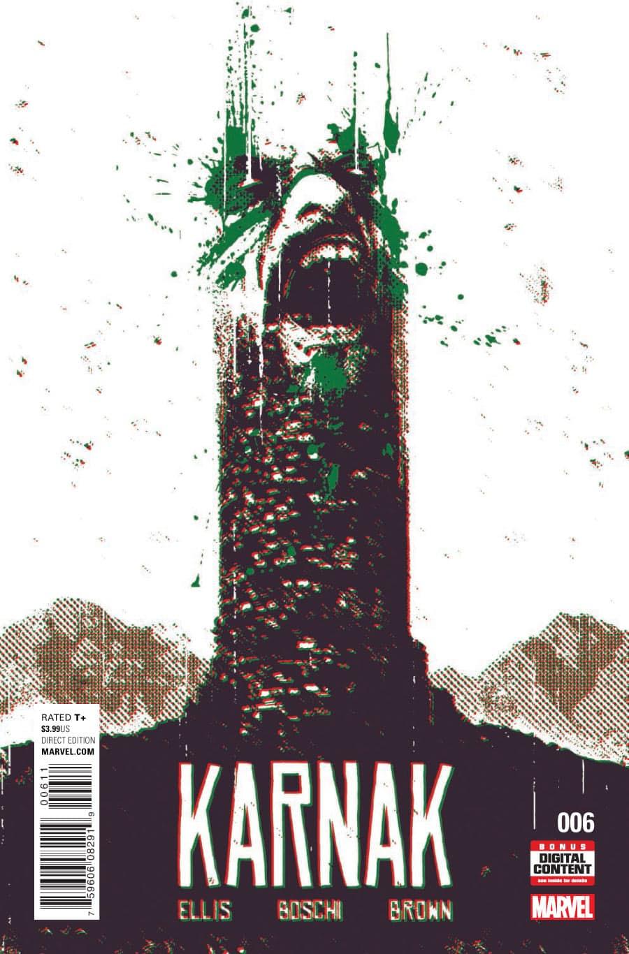 Karnak Vol 1 6