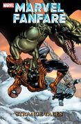 Marvel Fanfare Strange Tales Vol 1 1