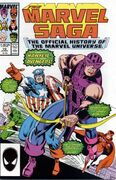 Marvel Saga the Official History of the Marvel Universe Vol 1 19