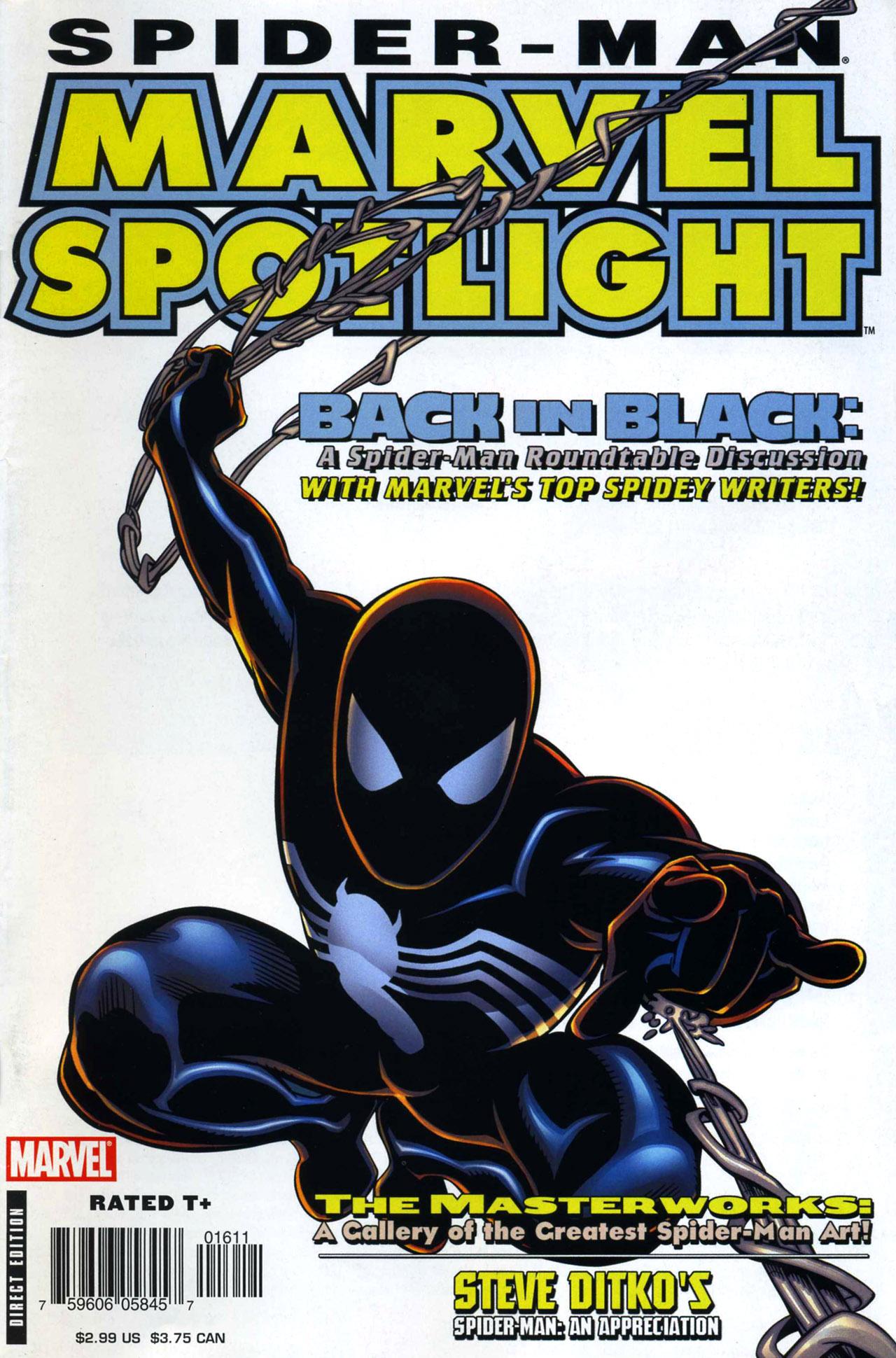 Marvel Spotlight: Spider-Man Vol 1