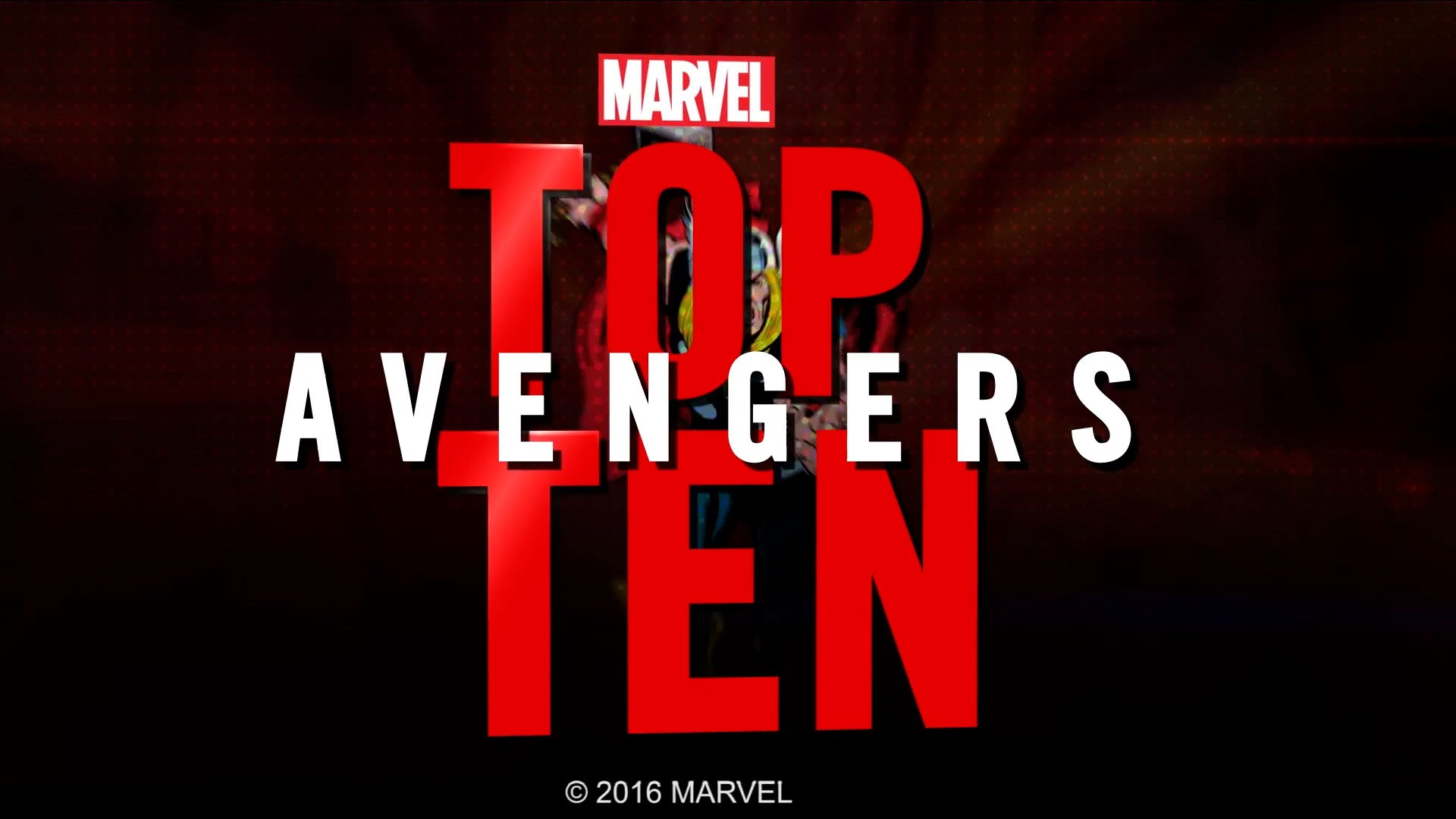 Marvel Top 10 Season 1 1