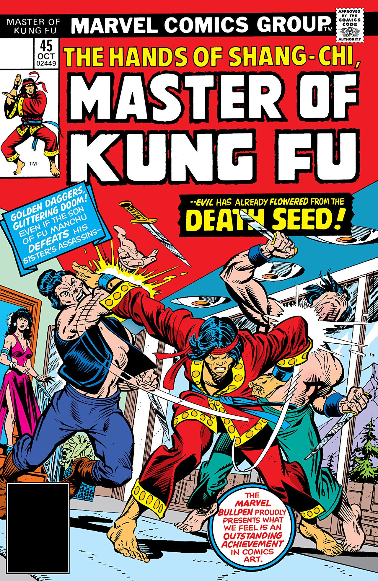 Master of Kung Fu Vol 1 45