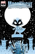 Moon Knight Vol 9 1 Young Variant