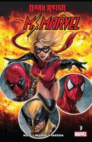Ms. Marvel TPB Vol 1 7 Dark Reign