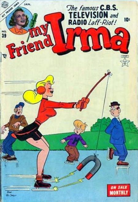 My Friend Irma Vol 1 39