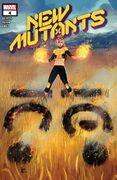 New Mutants Vol 4 4