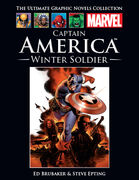 Official Marvel Graphic Novel Collection Vol 1 44