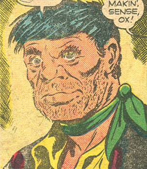 Ox (American Frontier) (Earth-616)