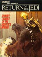 Return of the Jedi Weekly (UK) Vol 1 58