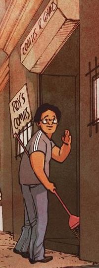 Roy's Comics & Games