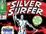 Silver Surfer Vol 1 1