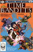 Time Bandits Vol 1 1