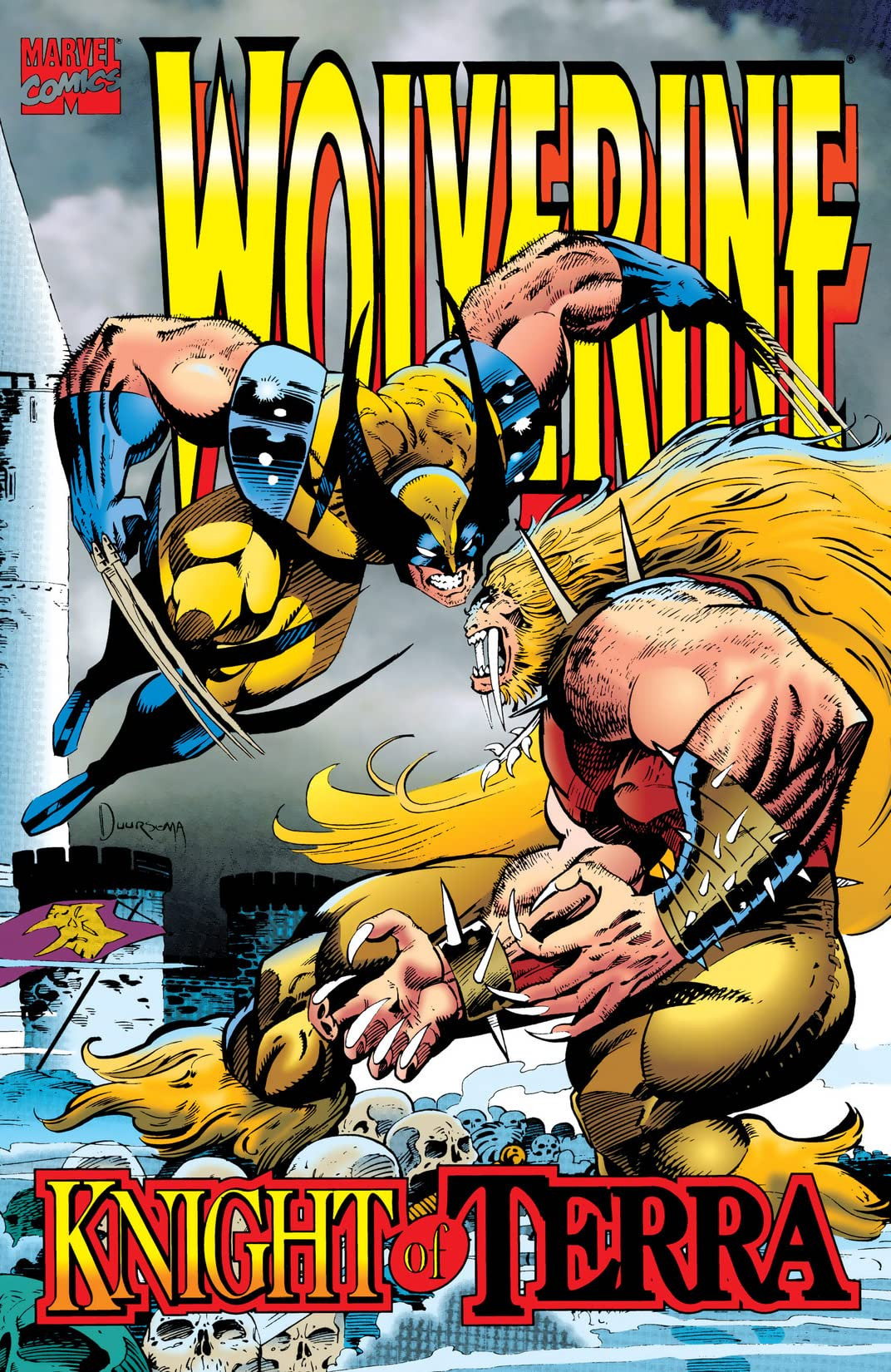 Wolverine: Knight of Terra Vol 1 1
