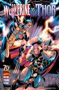 Wolverine vs. Thor Vol 1 2