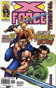 X-Force Annual Vol 1 1999