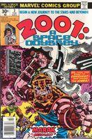 2001, A Space Odyssey Vol 2 3